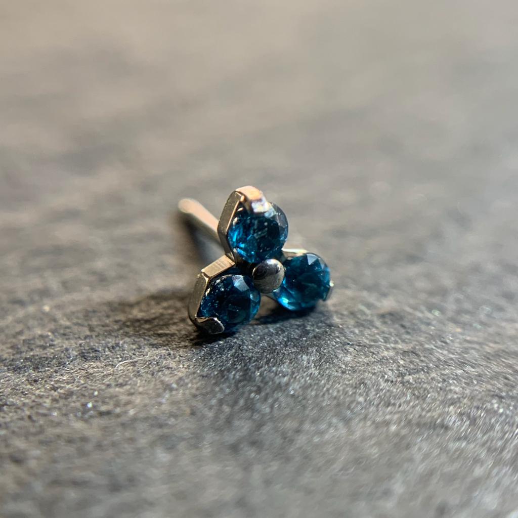 NeoMetal Titan Trinity London Blue Ceramic