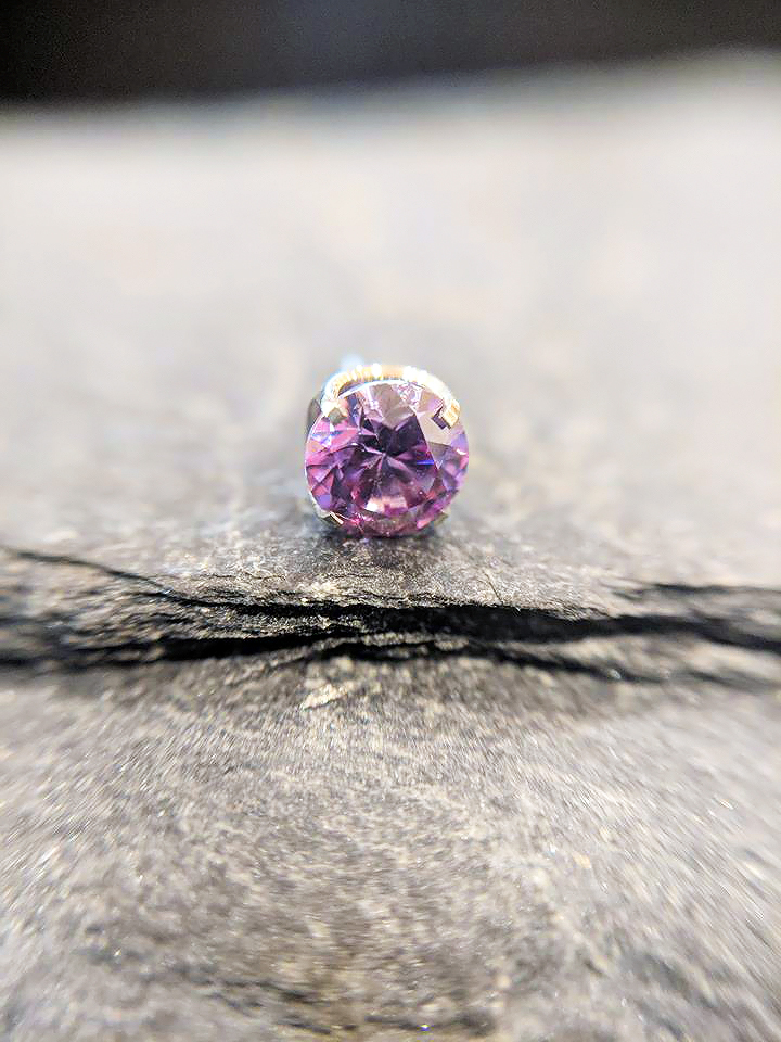 NeoMetal Prong fancy purple