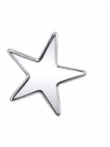 Anzahlung Sabina BVLA Star white gold 3mm