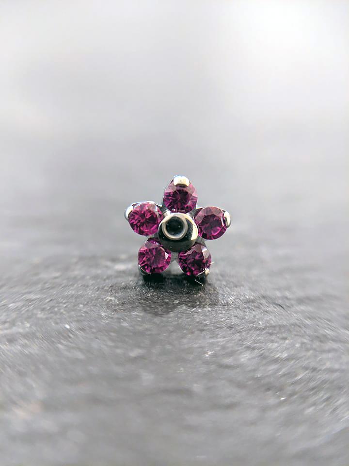 NeoMetal Titan Blume Ruby