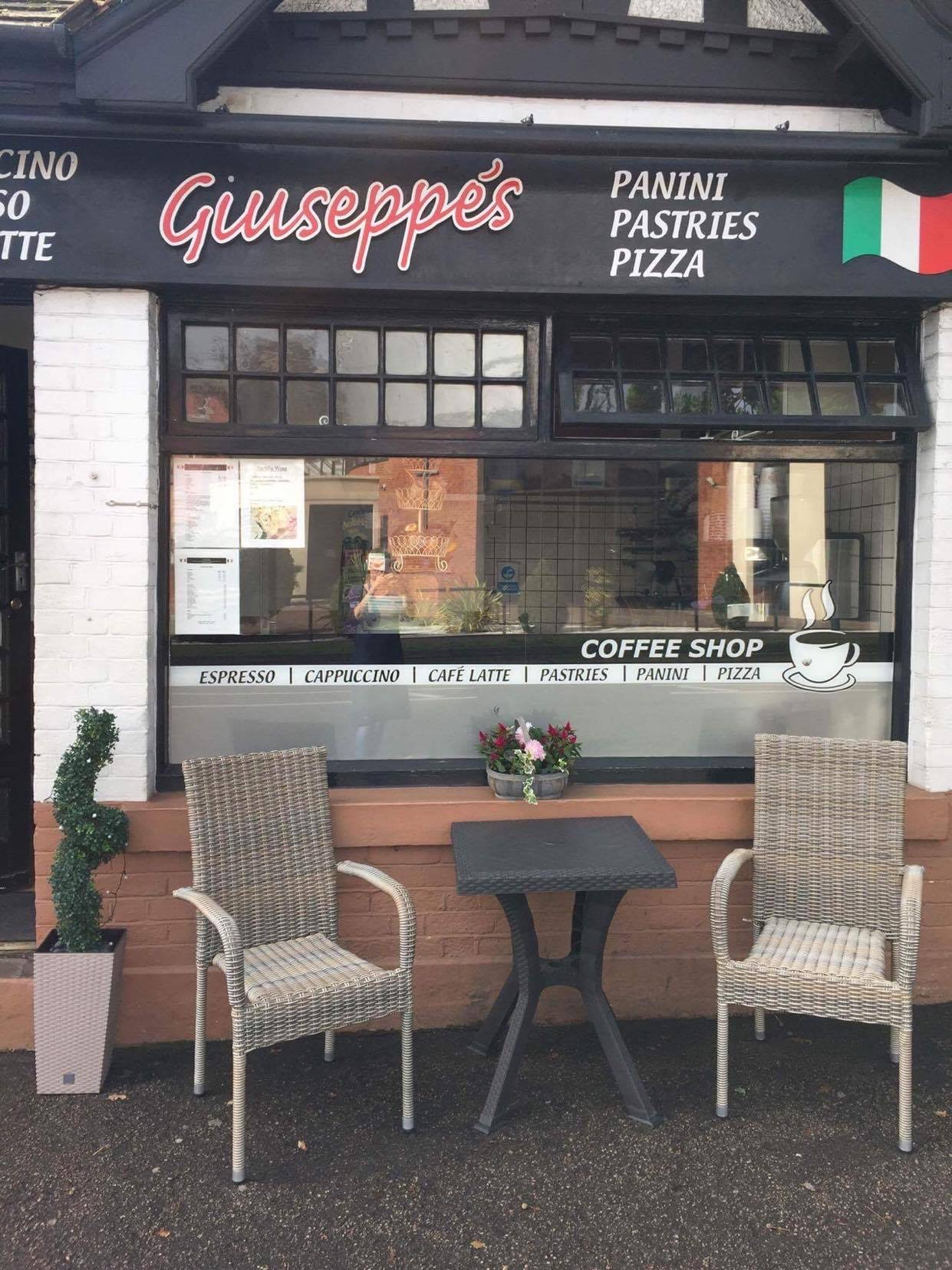 Giuseppe`s Coffee Shop