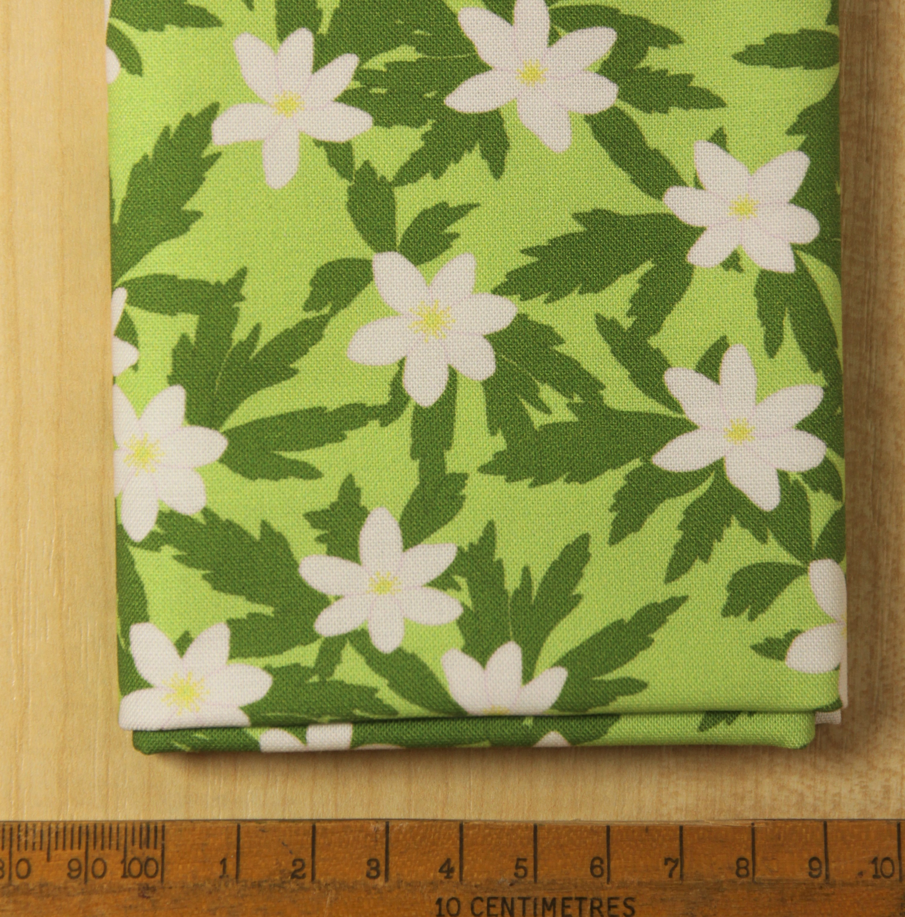 Wood anemone fabric fat quarter