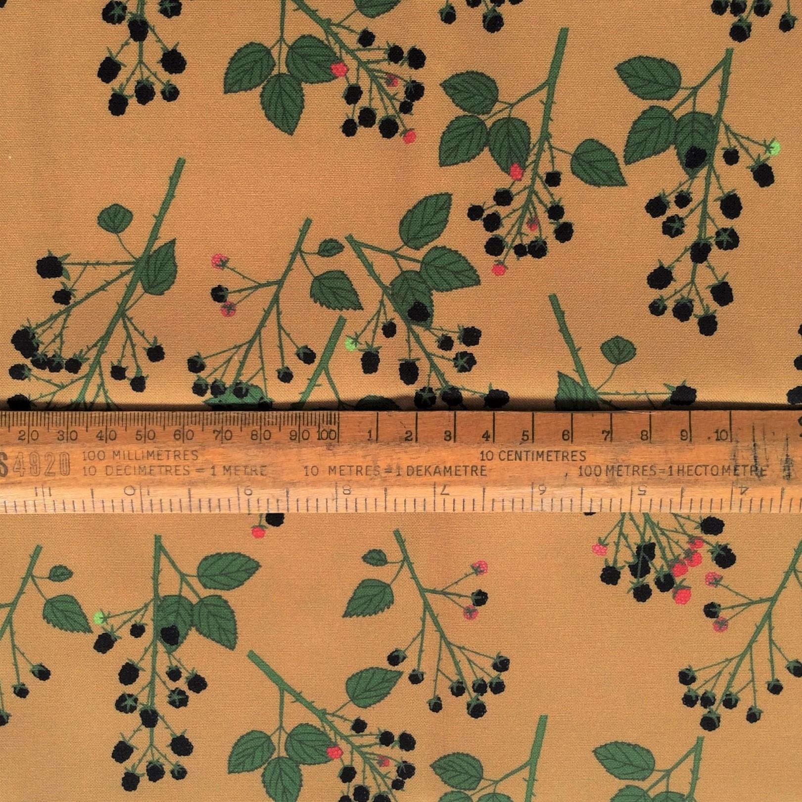Bramble fabric fat quarter