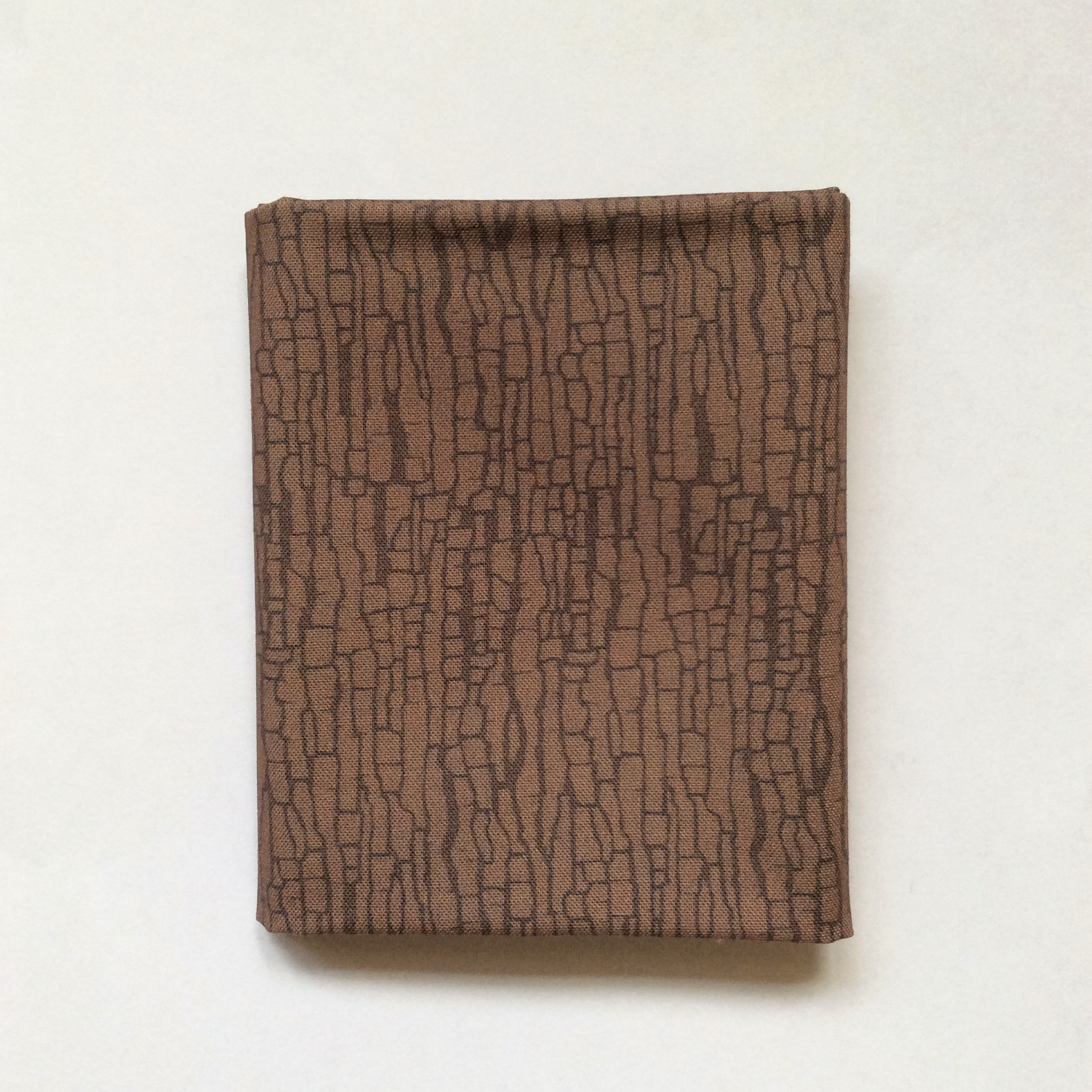 Tree bark fabric fat quarter