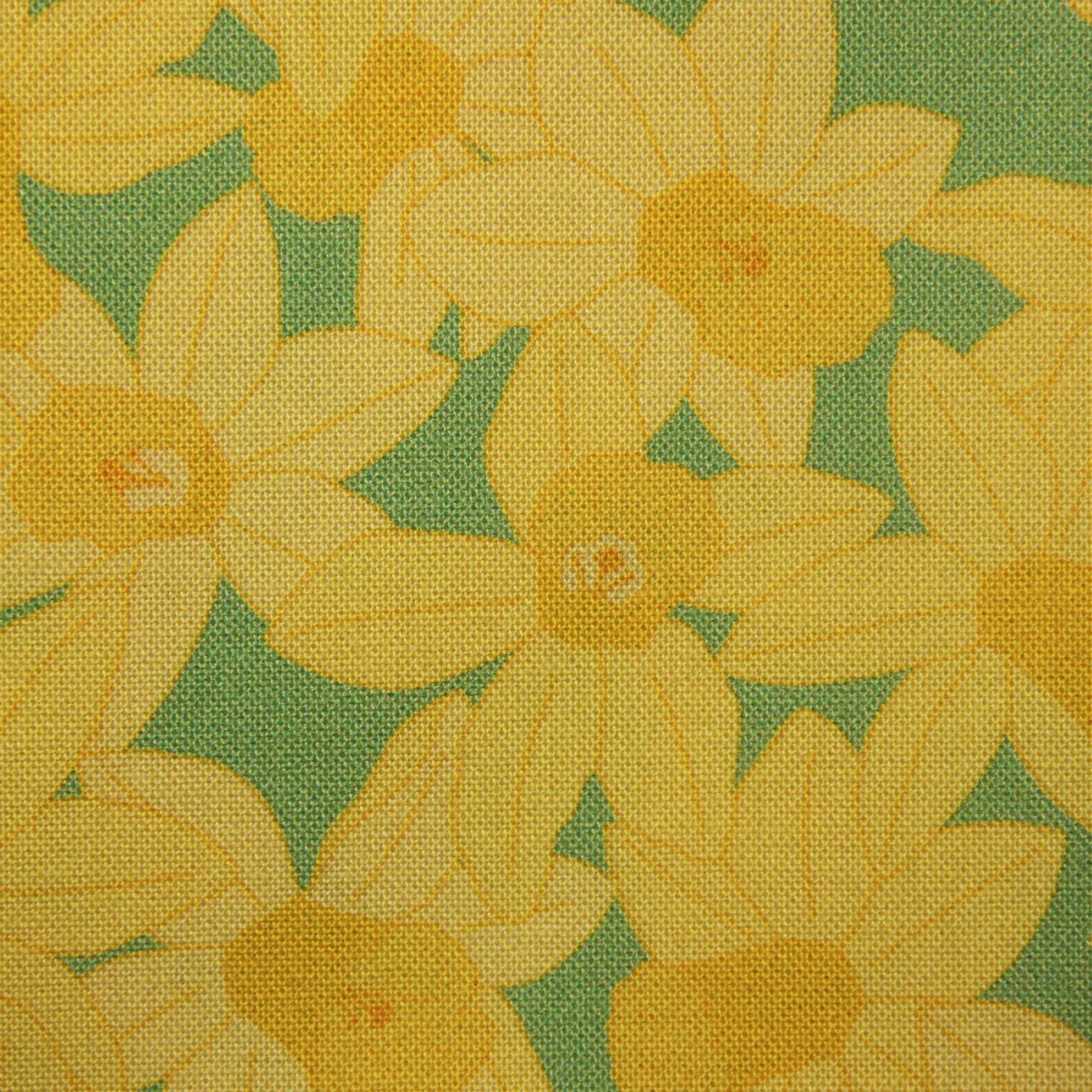 Daffodil fabric fat quarter