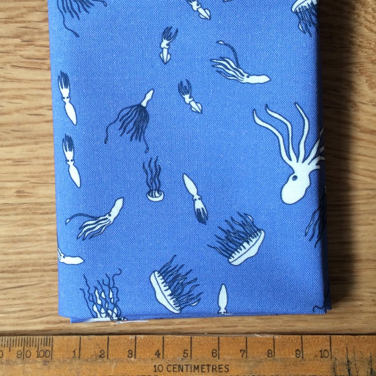 From the deep fabric fat quarter