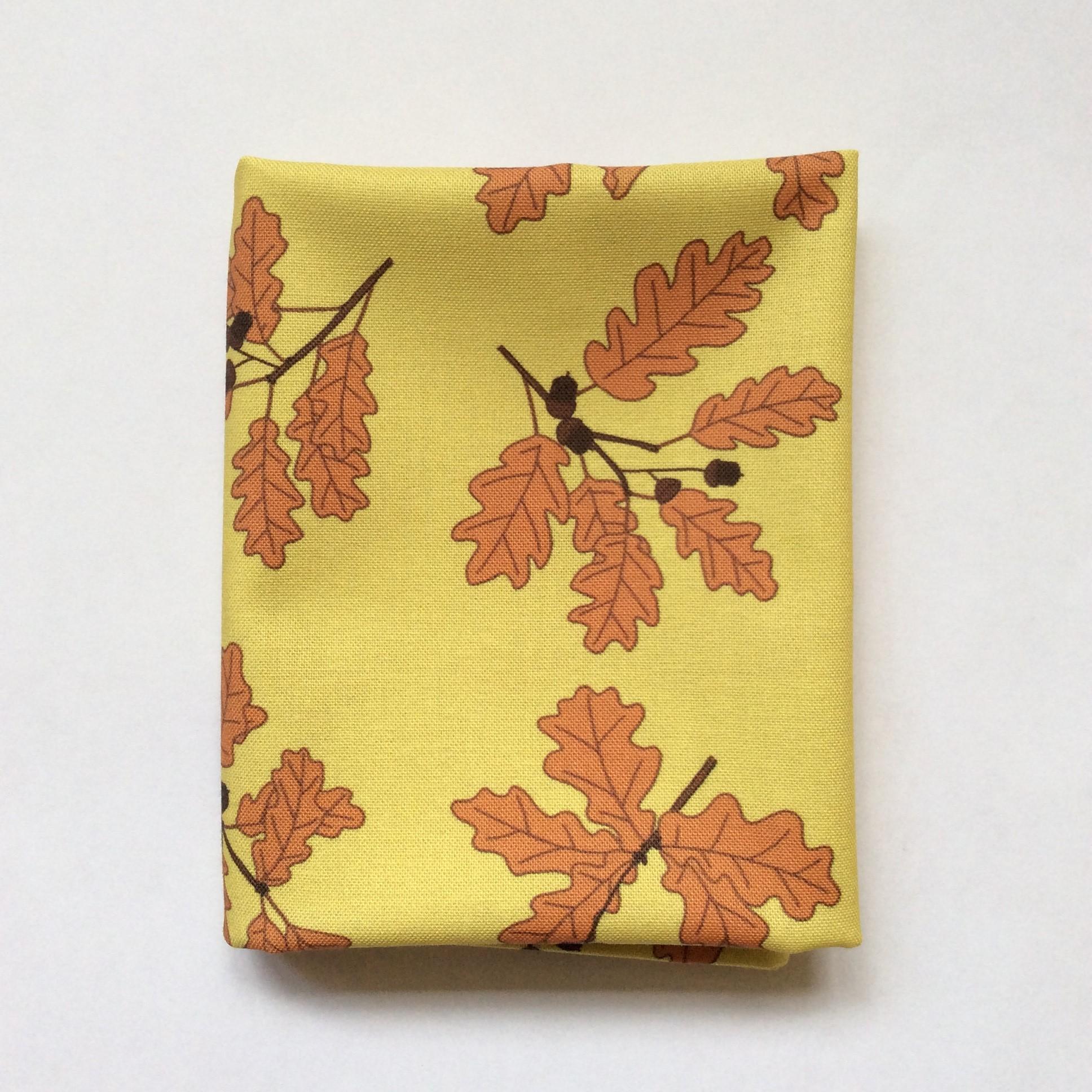 Oak fabric fat quarter