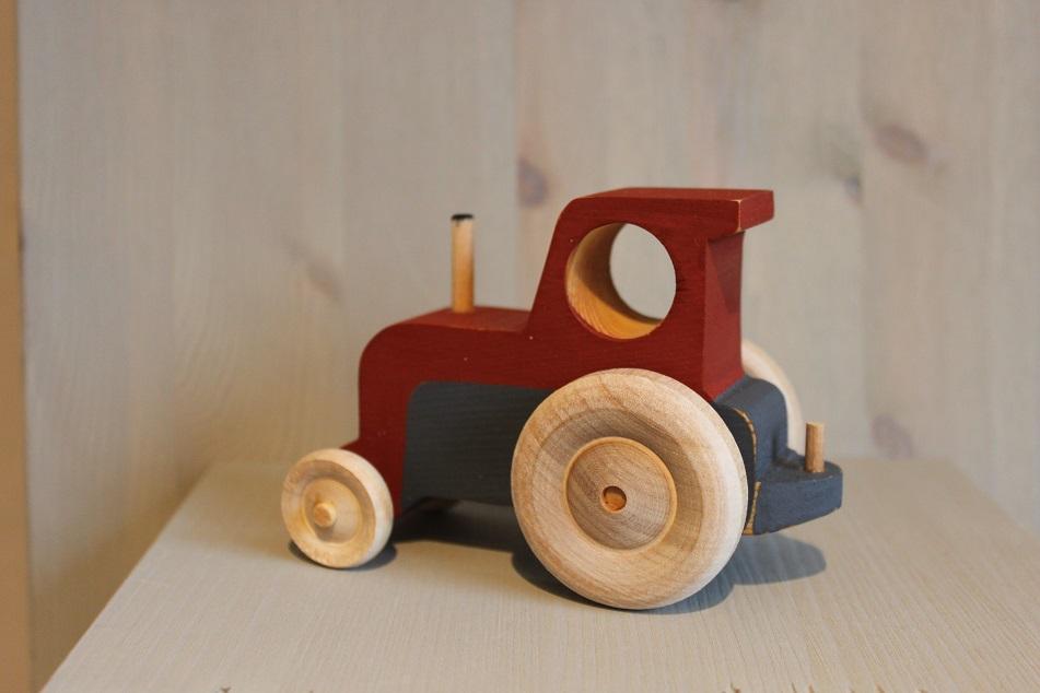 Treleke Traktor MF