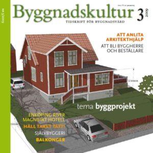 2009 Byggnadskultur