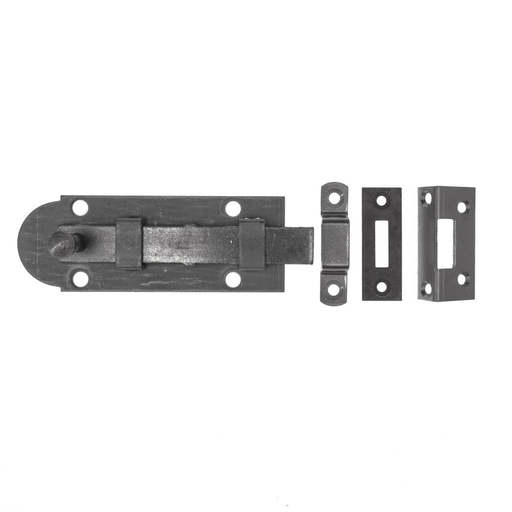 5183-85 Skottregel, obehandlad stål