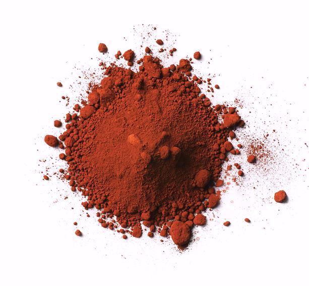 Pigment rödockra 5 kg