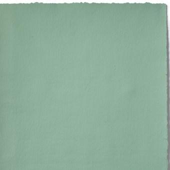 Matt Linoljefärg Blågrön