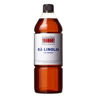 Linolja Rå