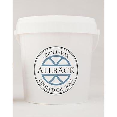 Linoljevax naturell - 1 liter