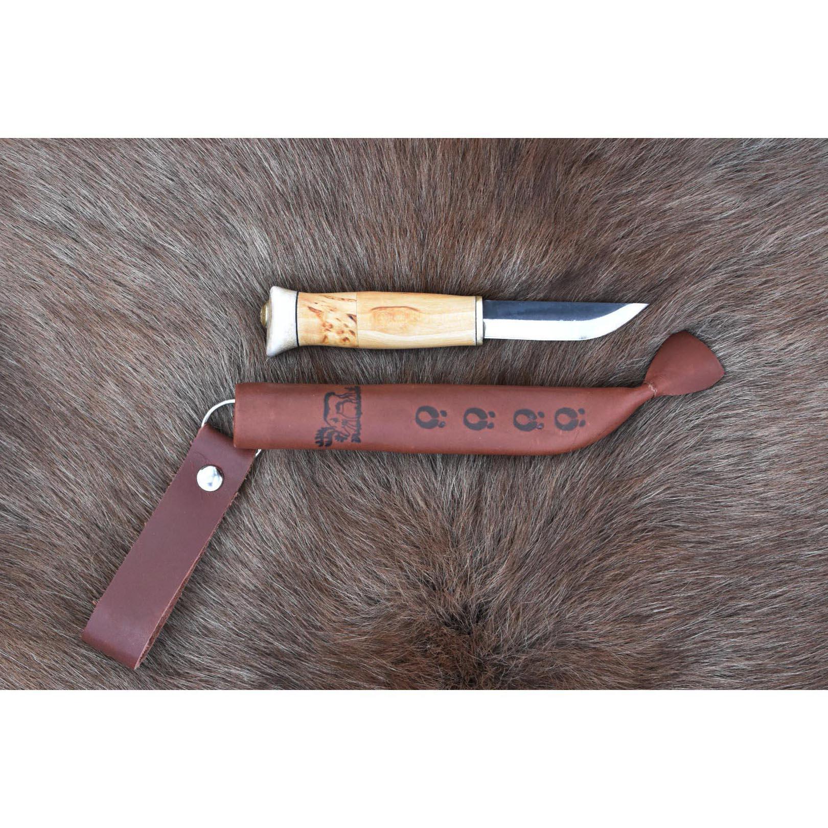 """Nr 25.60 - Naturkniv 60 mm """"Lillkniven"""""""