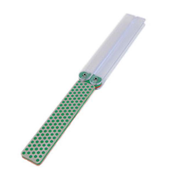 FWEF - Diamantbryne DMT dubbelsidigt fin & extrafin röd/grön