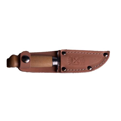 9120 - Scoutkniv 65 mm trubbig