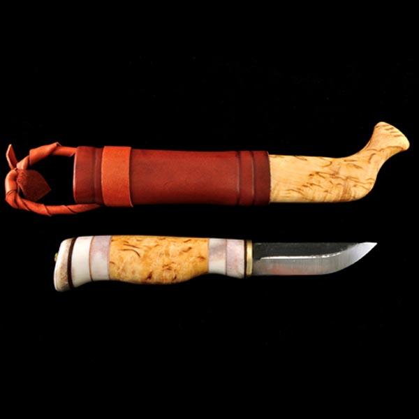 Nr 52 - Kniv med masurbjörkslida