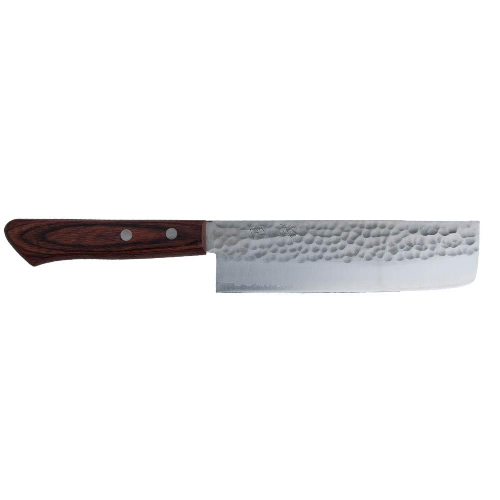 9107 - Nakiri handsmidd japansk kockkniv 1,8 mm
