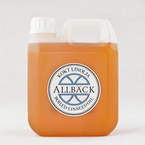 Linolja Kokt - 1 liter