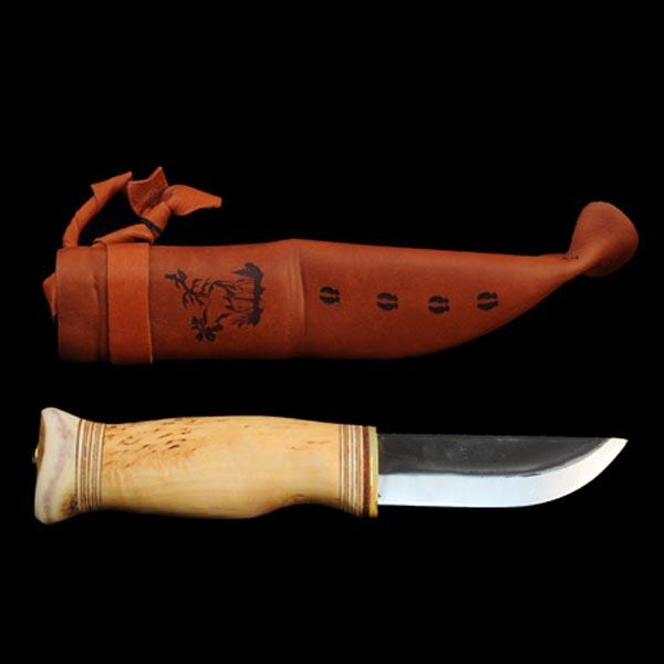 Nr 16 - Vildmarkskniv bred