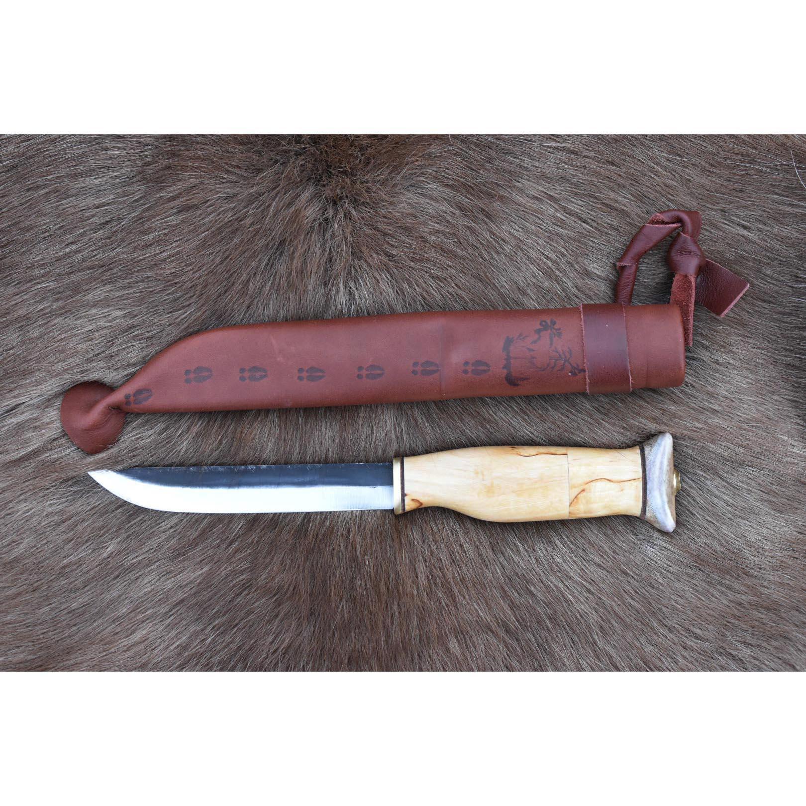 Nr 25.125 - Naturkniv 125 mm