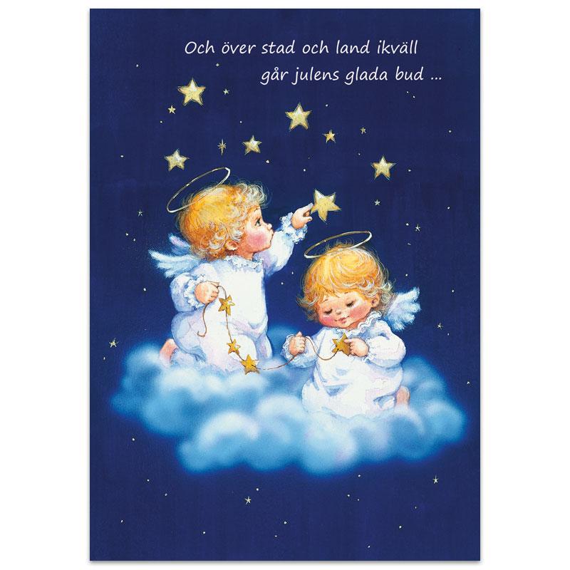 julkort änglar