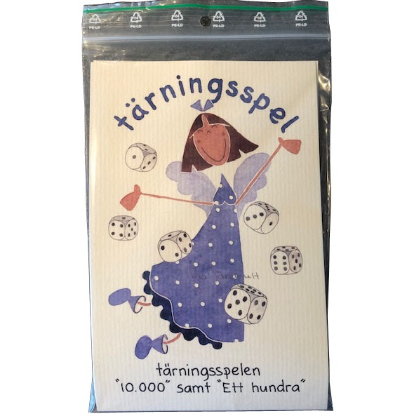 Tärningsspel