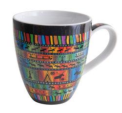 Keramikmugg samiska tecken, stor