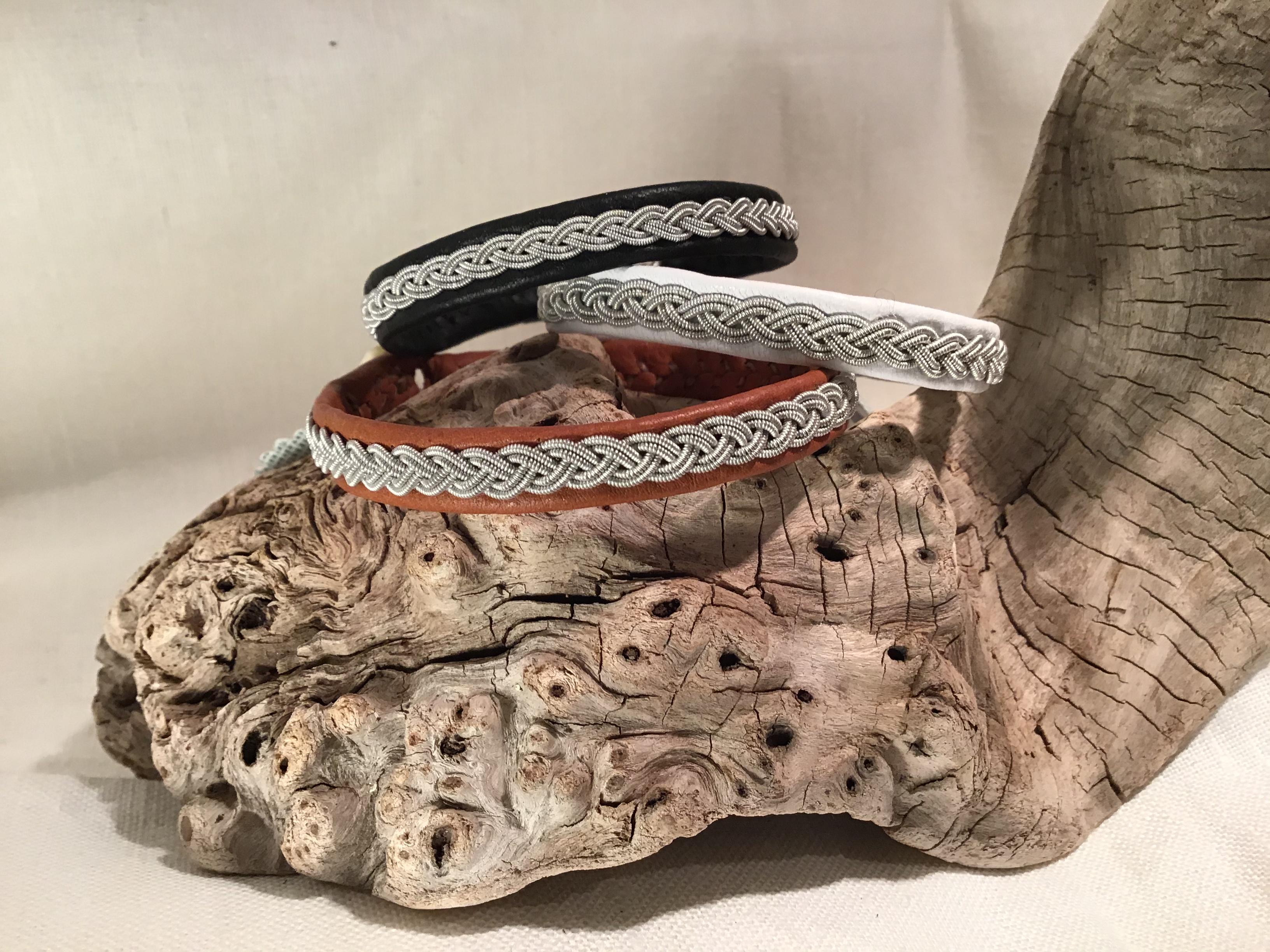 Armband med 3-fläta