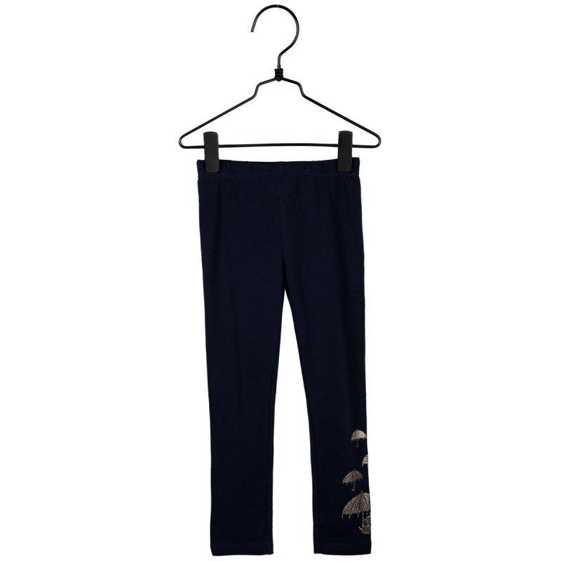 Mumin - Eldig leggings, mörkblå