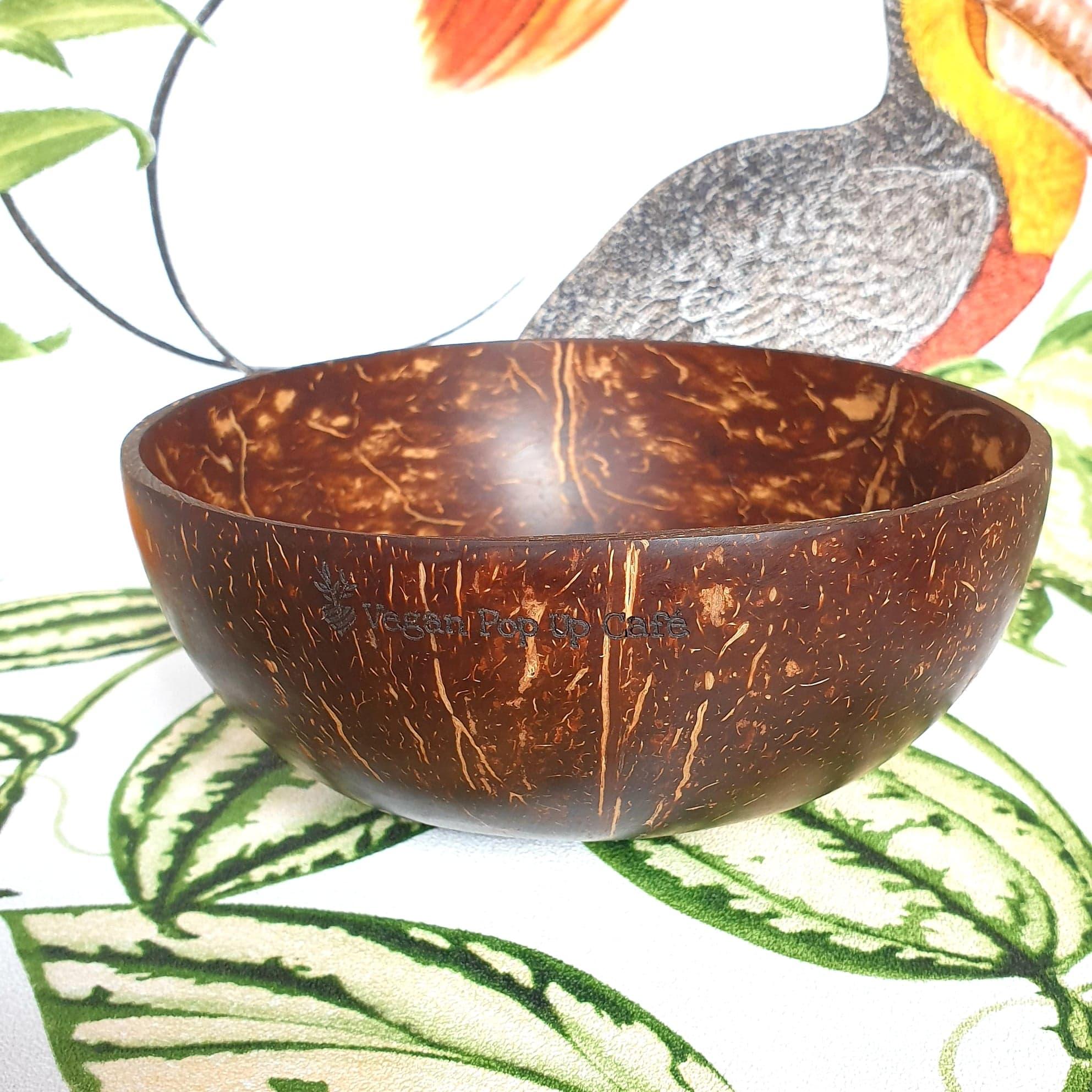 Kokosnøttskål