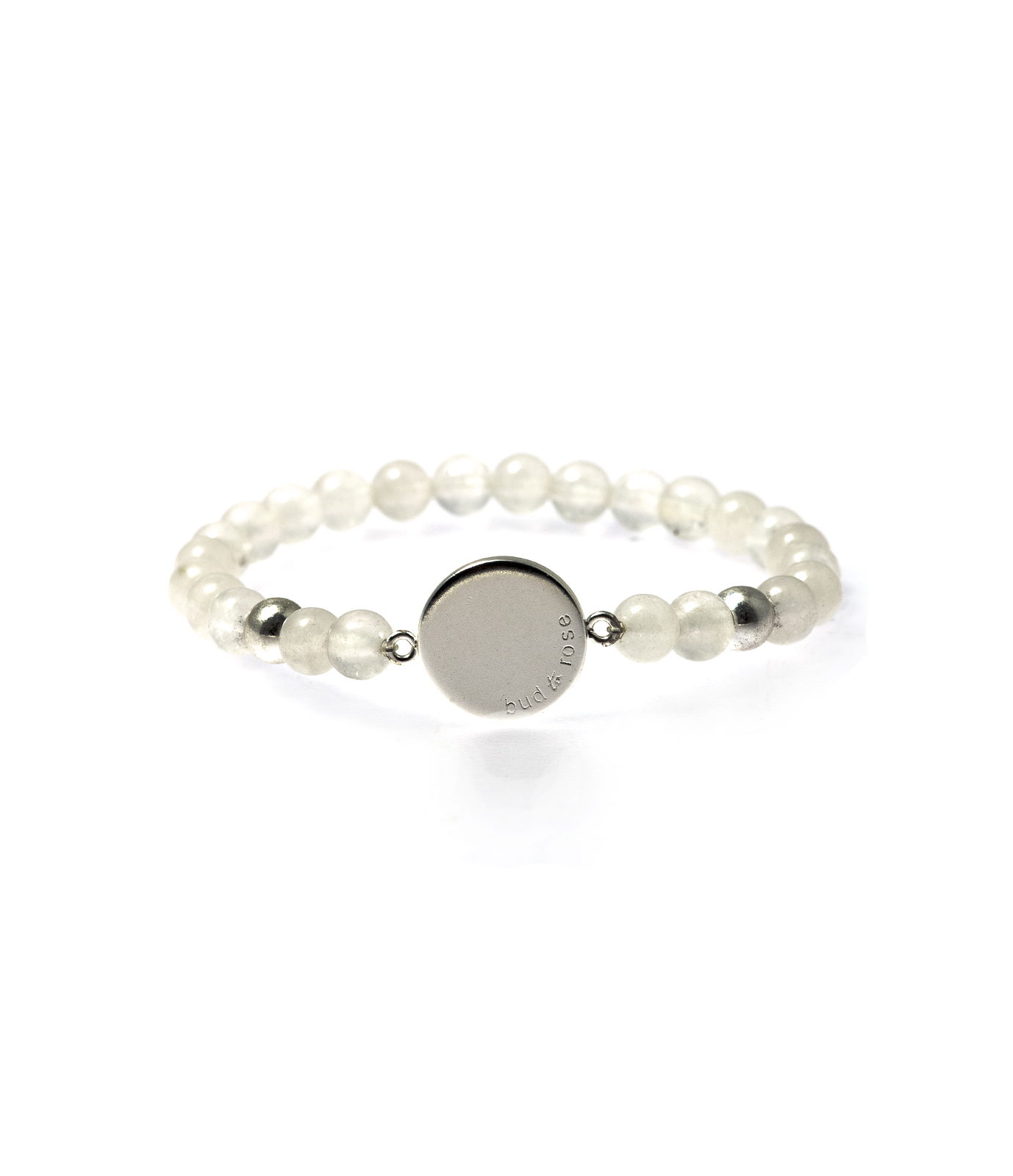 Bud to rose Armband Jaxie frost /silver