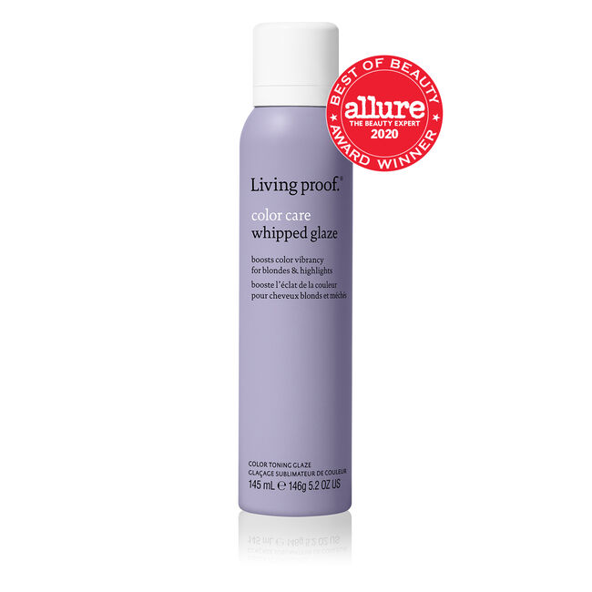 Living proof color care whipped glaze-light