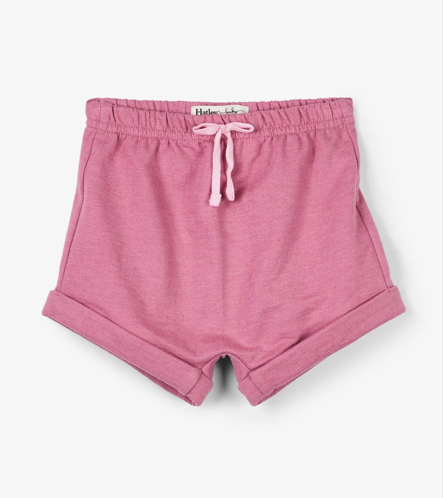 Hatley Rose Baby Shorts
