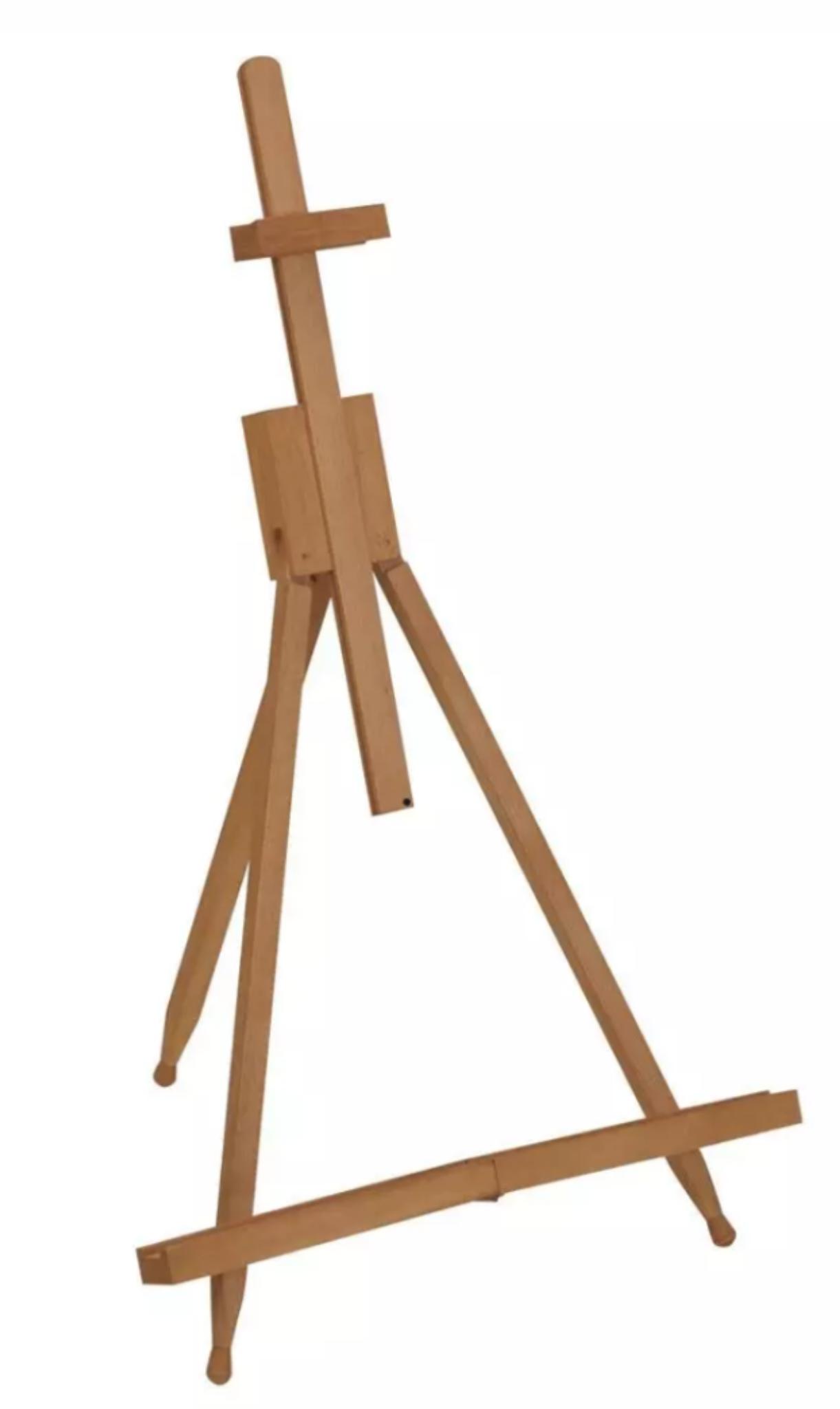 Wooden Tripod Easel - Desktop