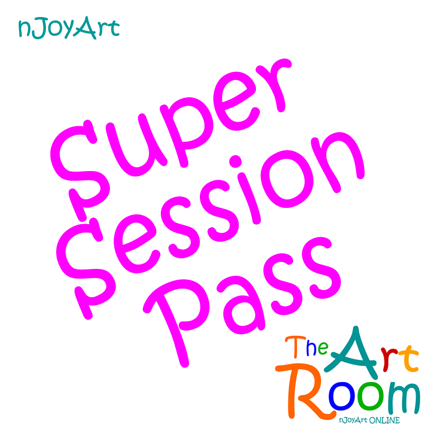nJoyArt - Super Session Pass