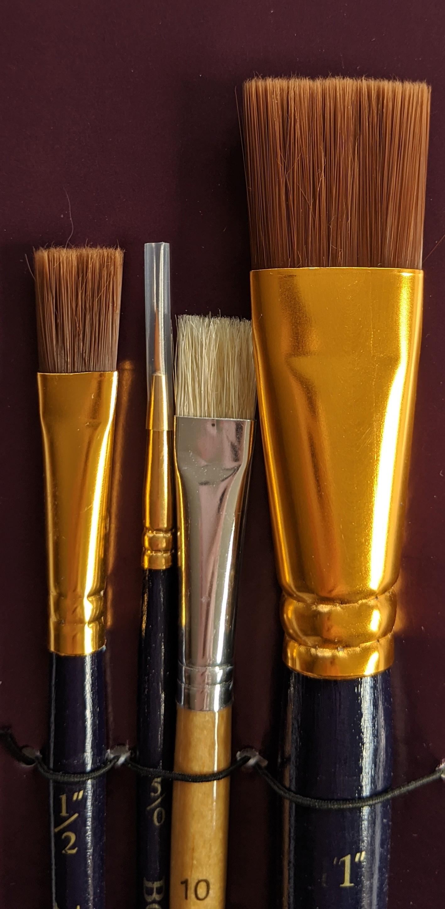 Paint Brush - Starter Set
