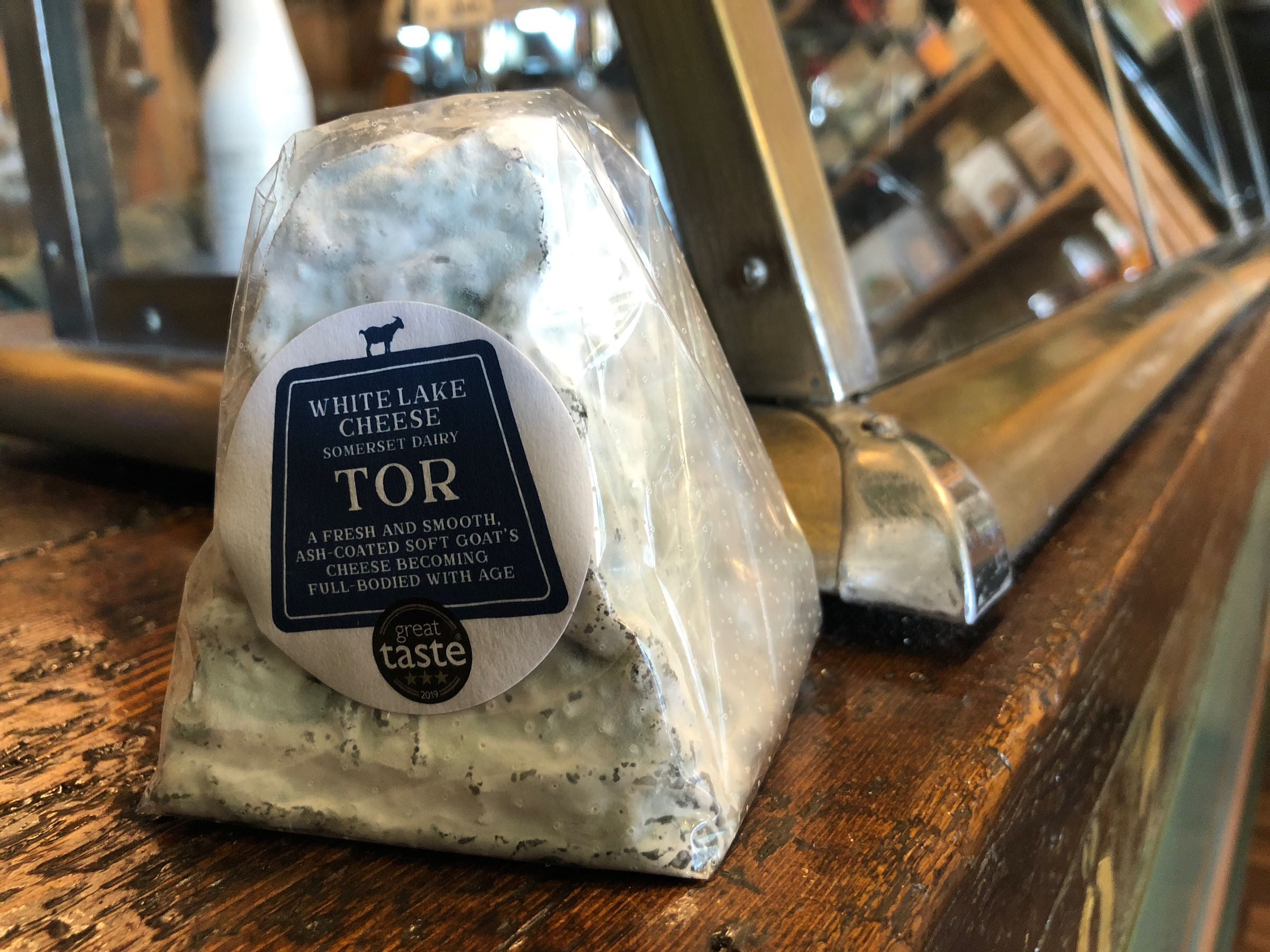 Tor goats cheese 200g
