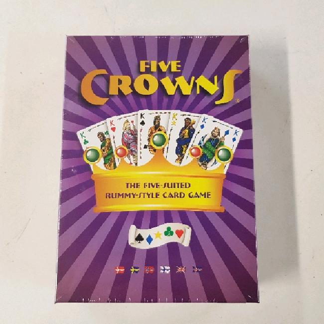 Five Crowns kortspel
