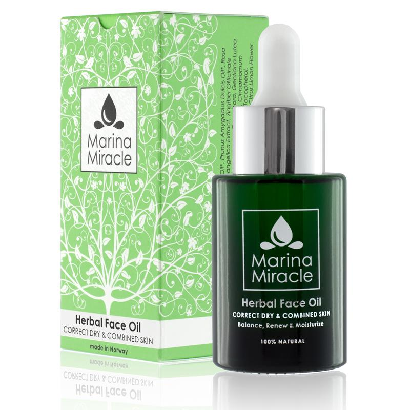 Herbal Face Oil 30 ml
