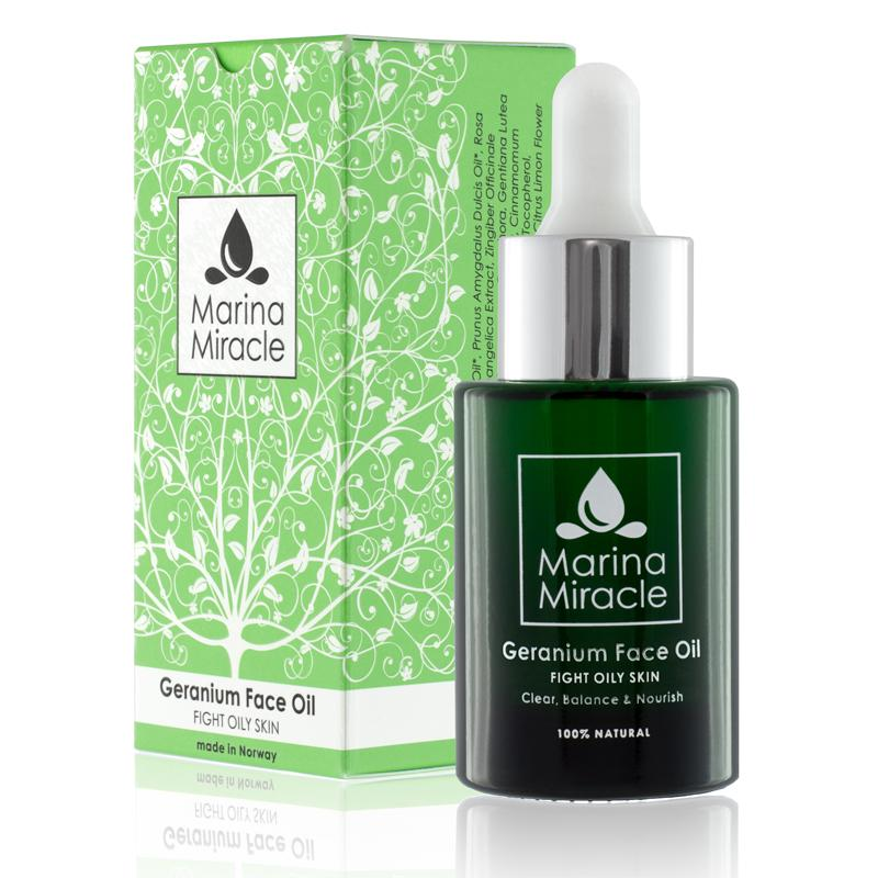 Geranium Face Oil  30 ml