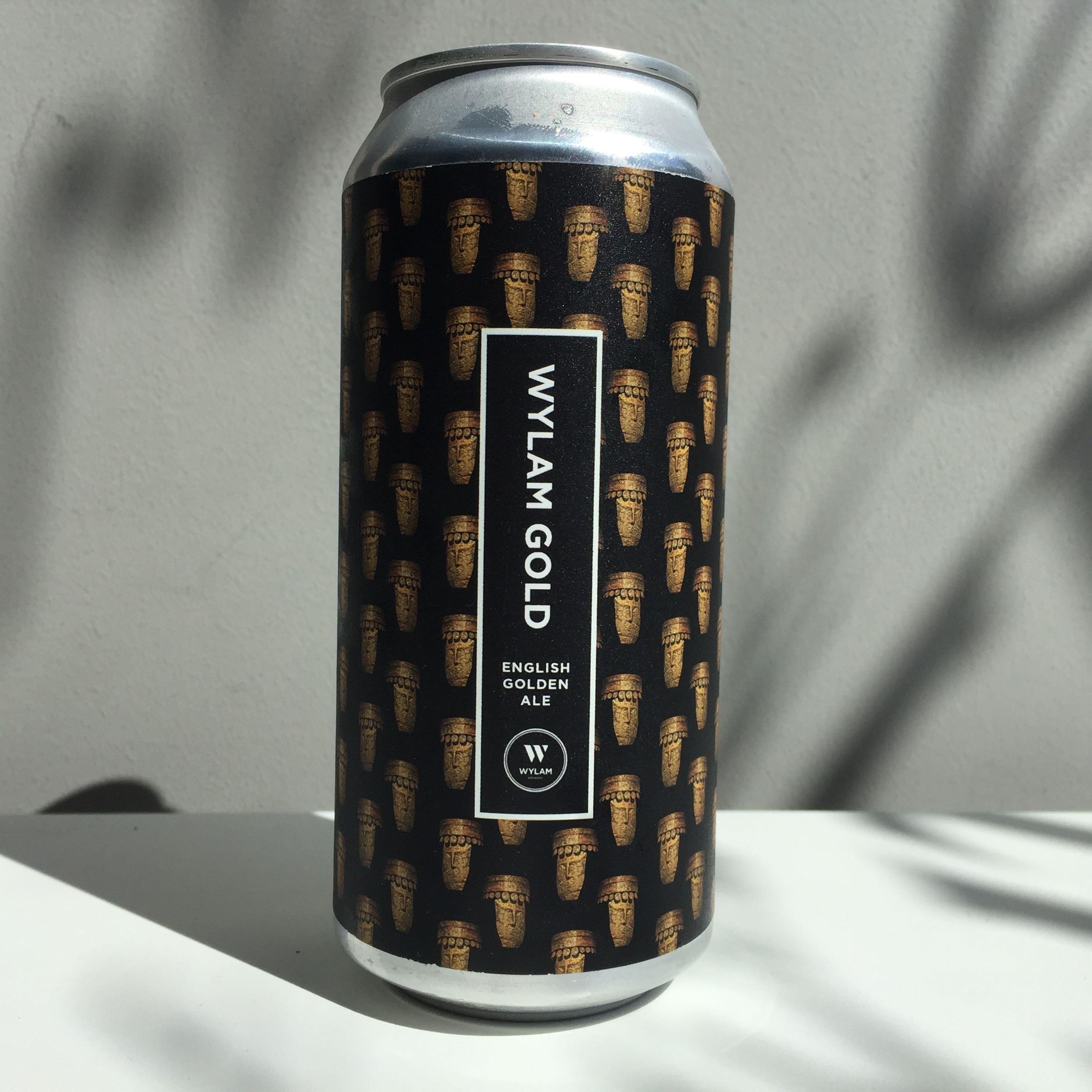 Wylam Gold 'English Golden Ale' 440ml 4.0%