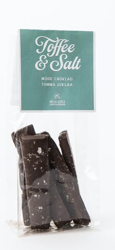 Toffee&Salt - mörkchoklad