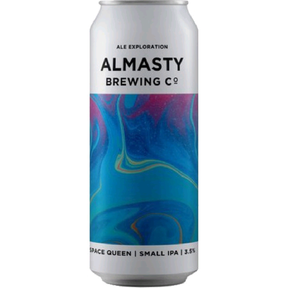 Almasty Space Queen Small IPA