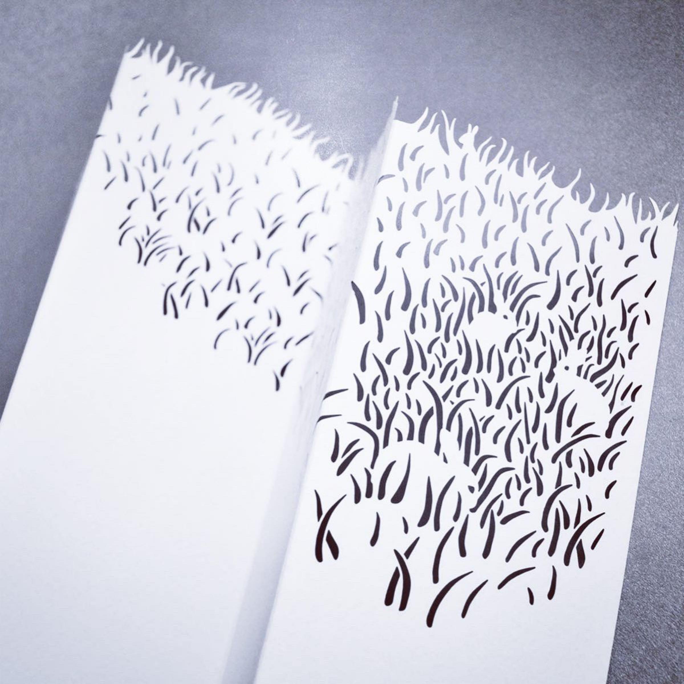 Paper Art 3D Kort – Kanin