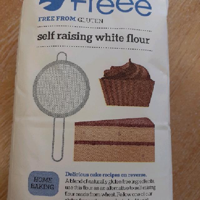 Gluten free self raising flour - 1kg