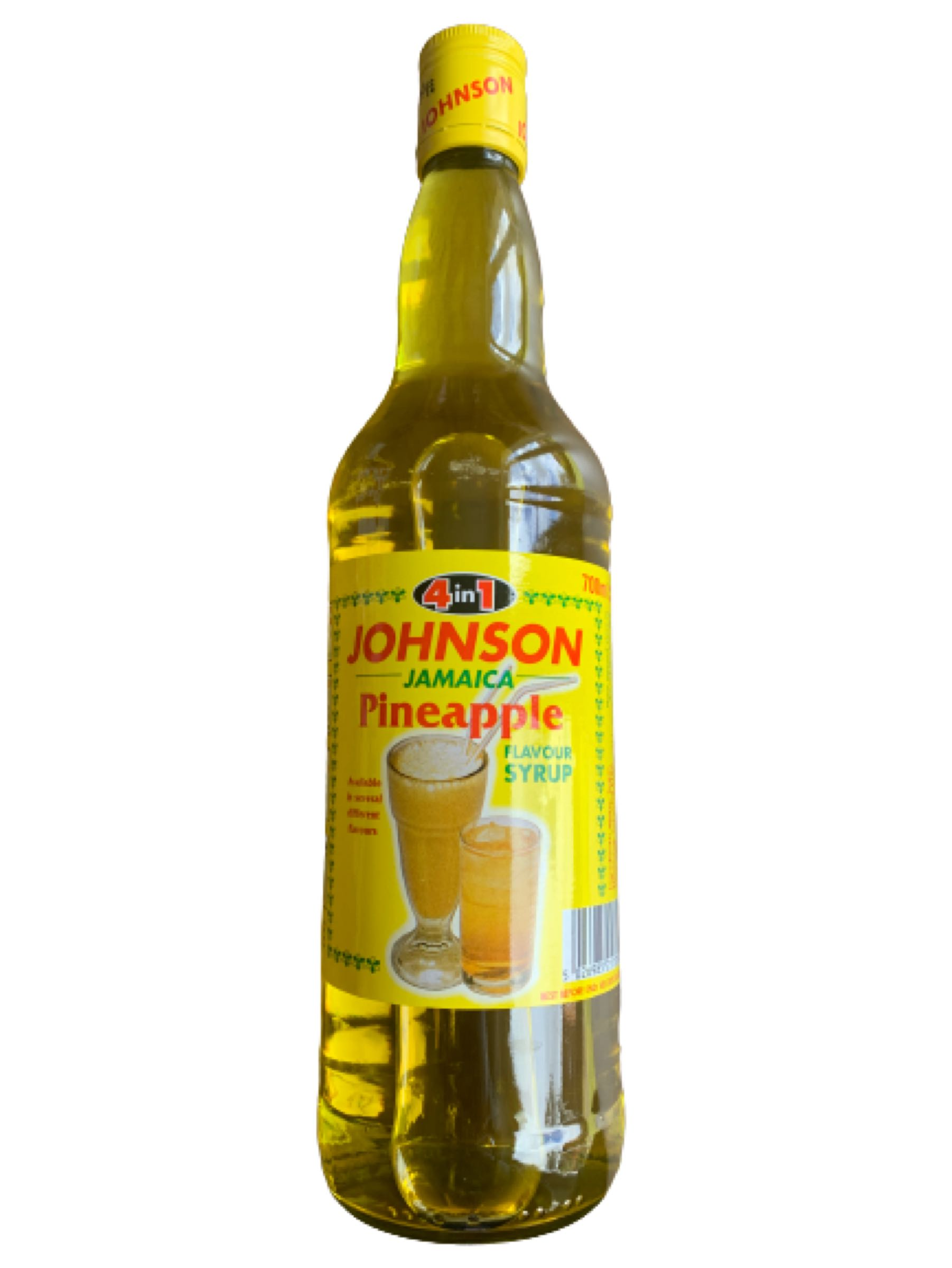 Johnson's 4-1 Pineapple Syrup