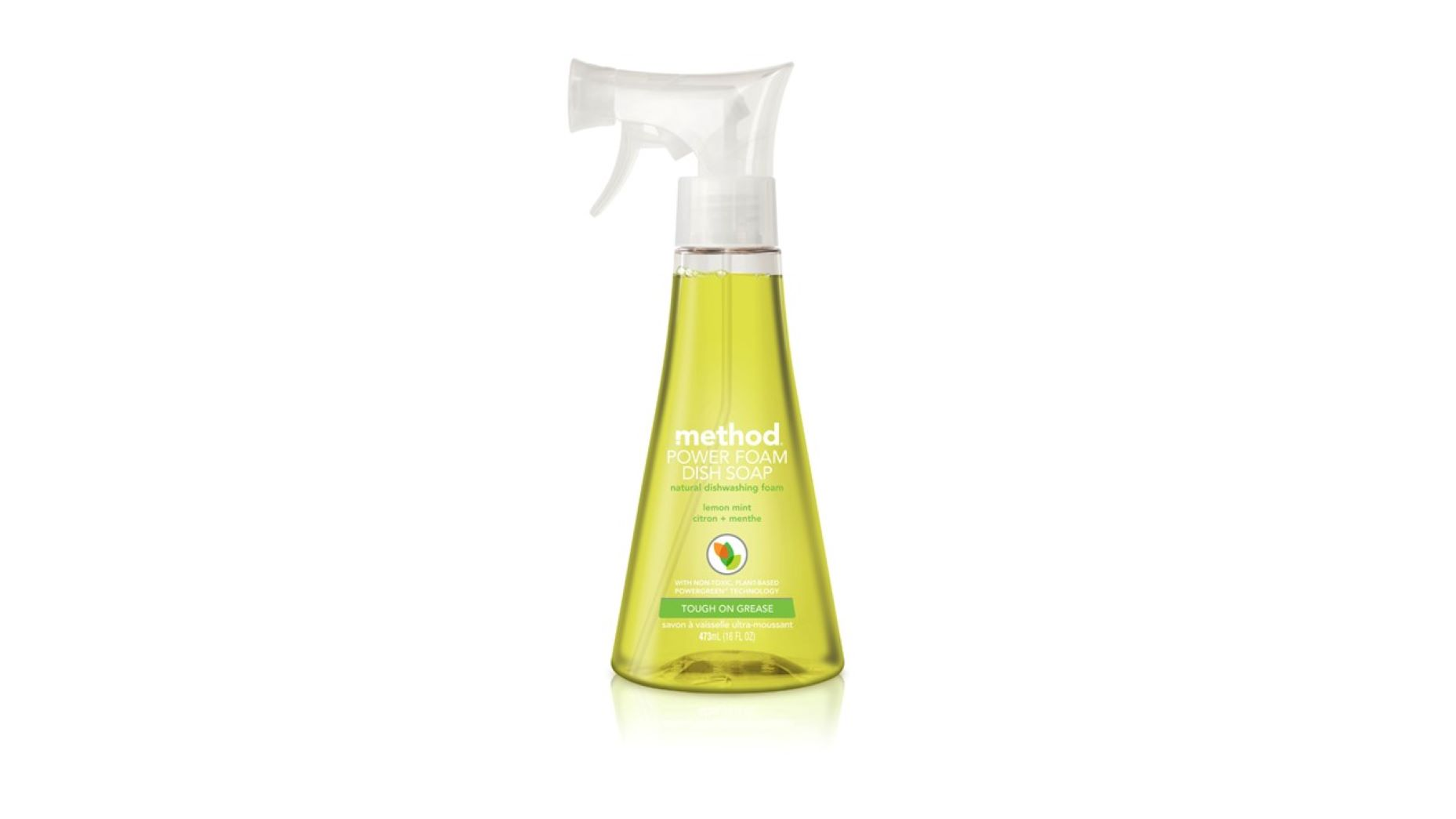 Method Astianpesuvaahto Lemon Mint 473ml