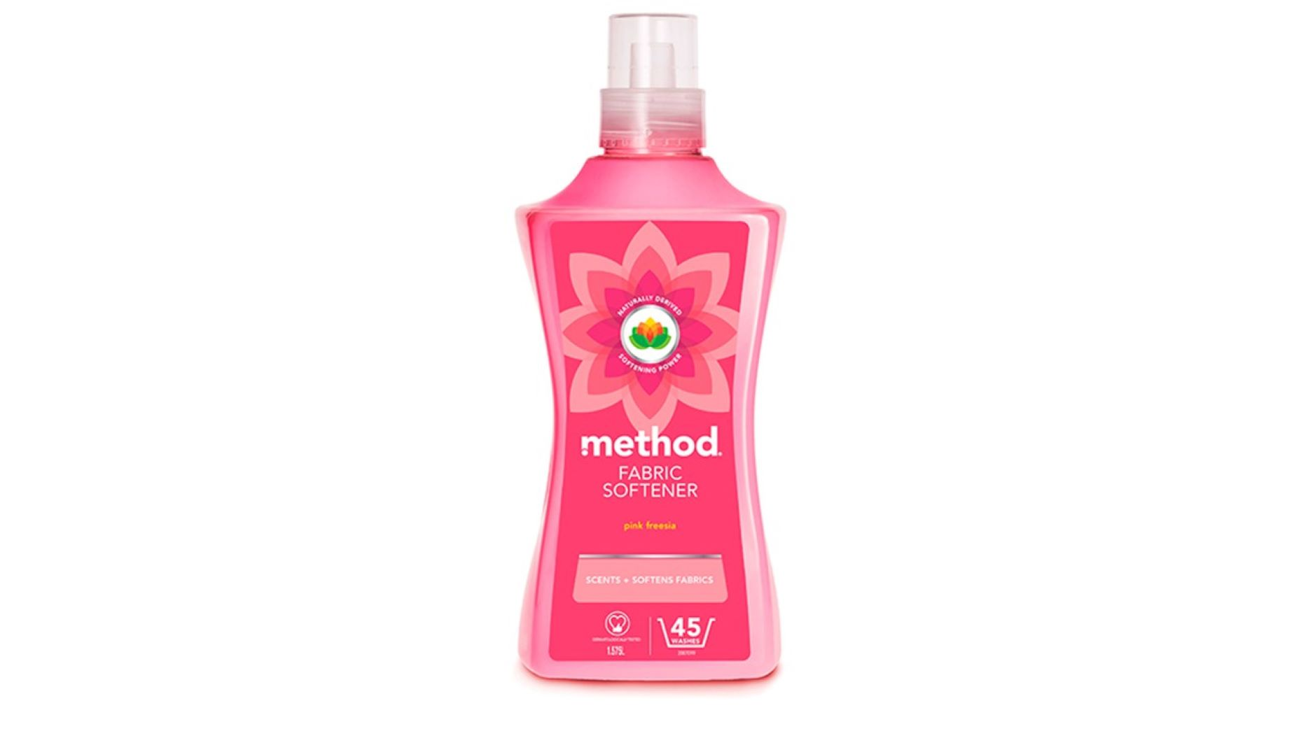 method Huuhteluaine Pink Freesia 1575ml